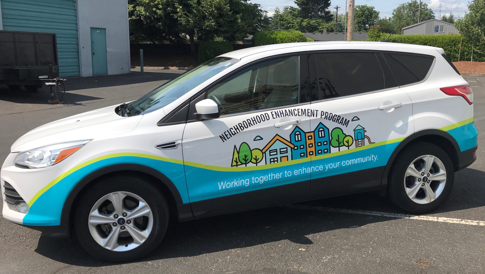 AMS HOA Compliance Vehicle