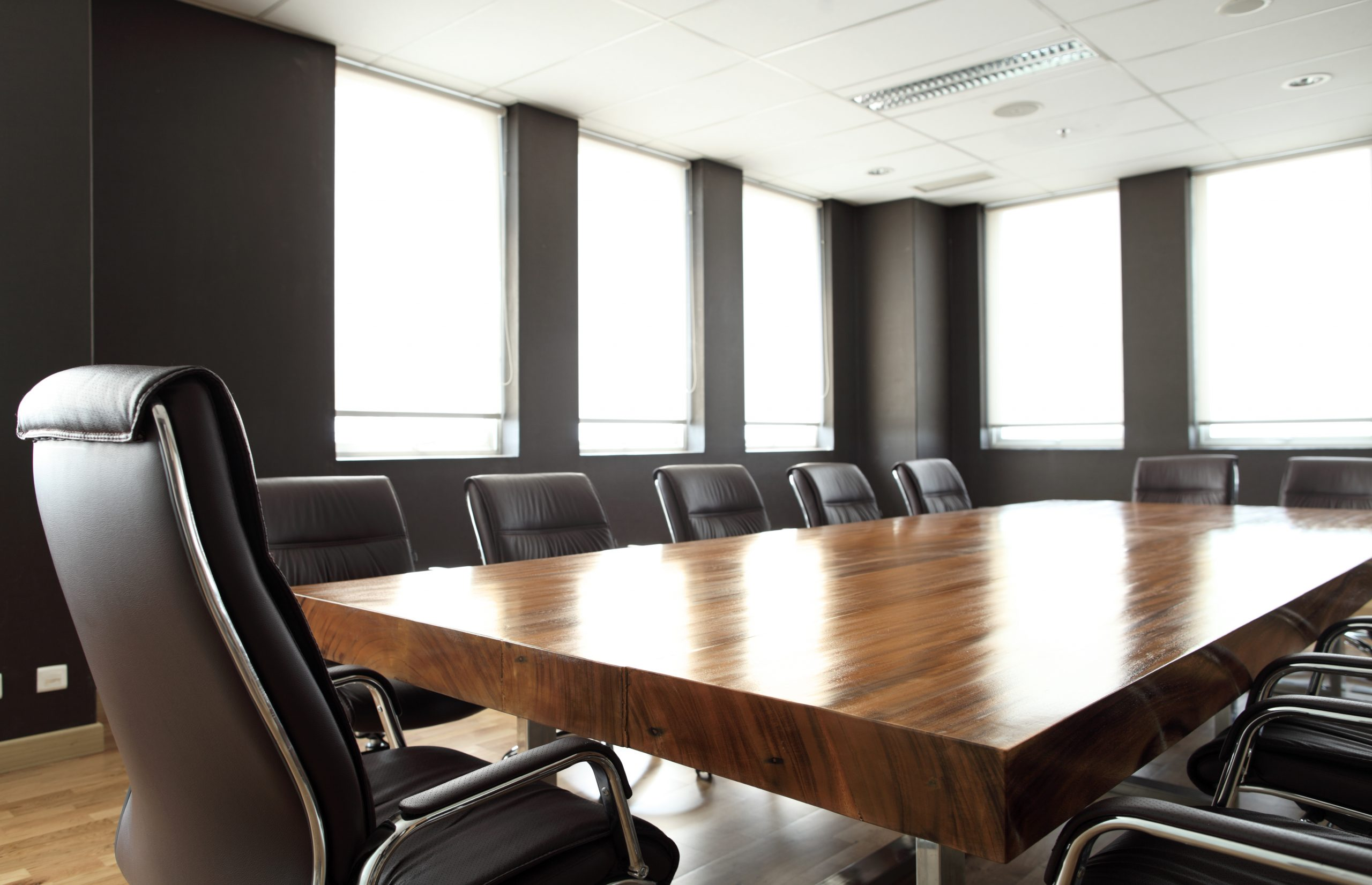 How to Control A Board Meeting