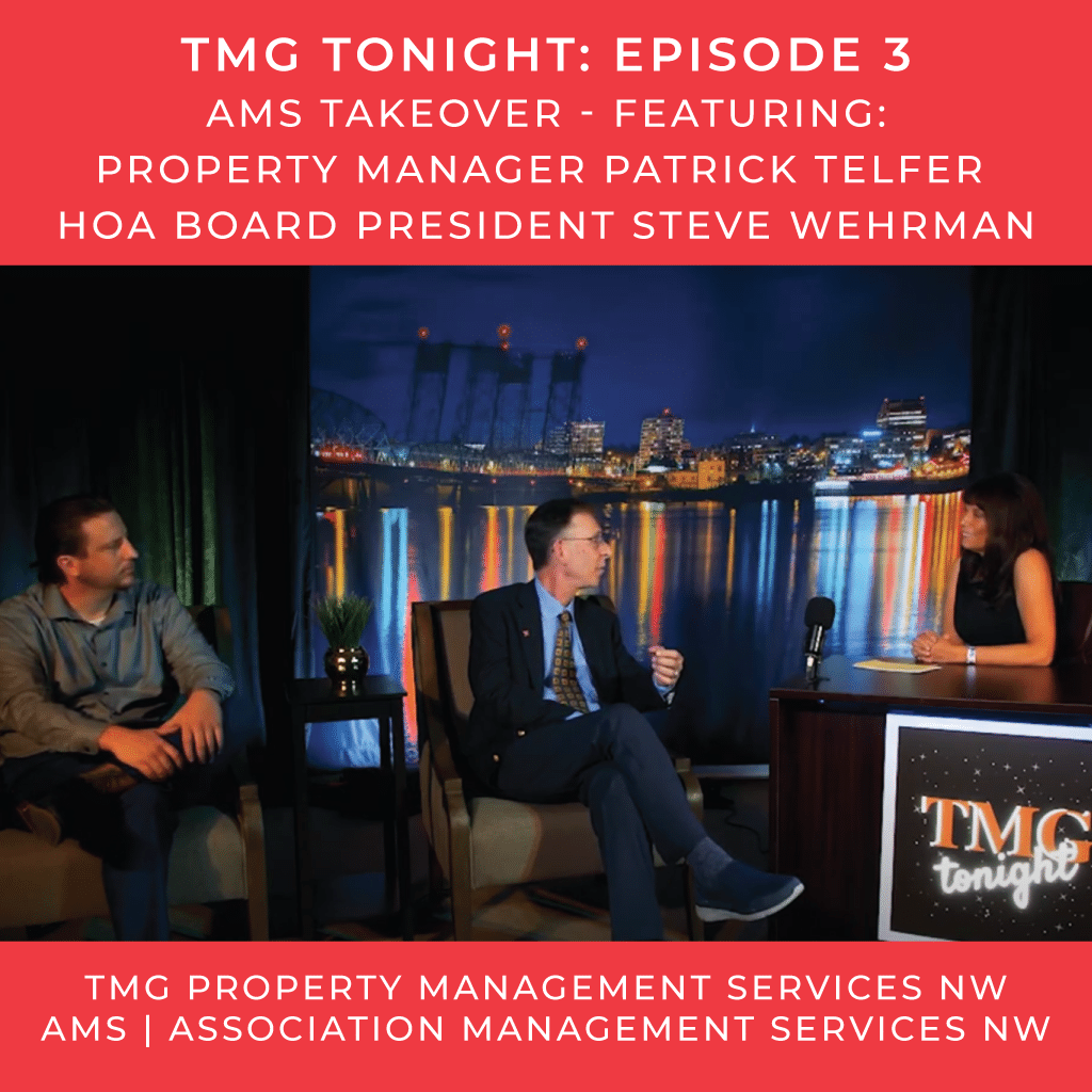 TMG Tonight HOA Management