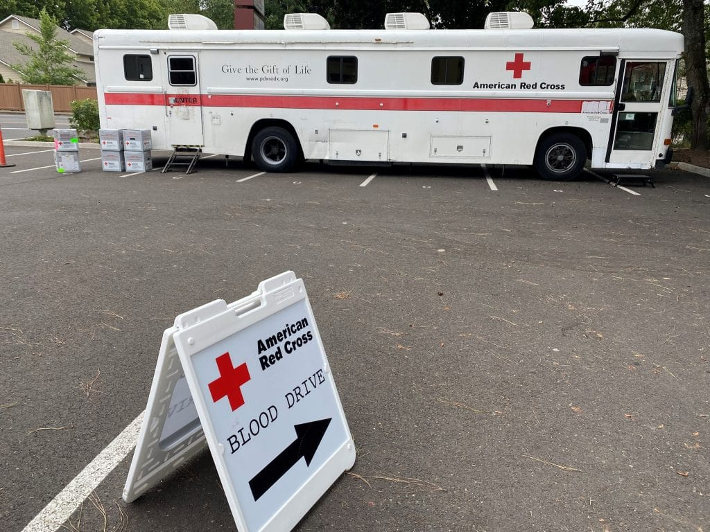 TMG Cares Hosts Its First Red Cross Blood Drive