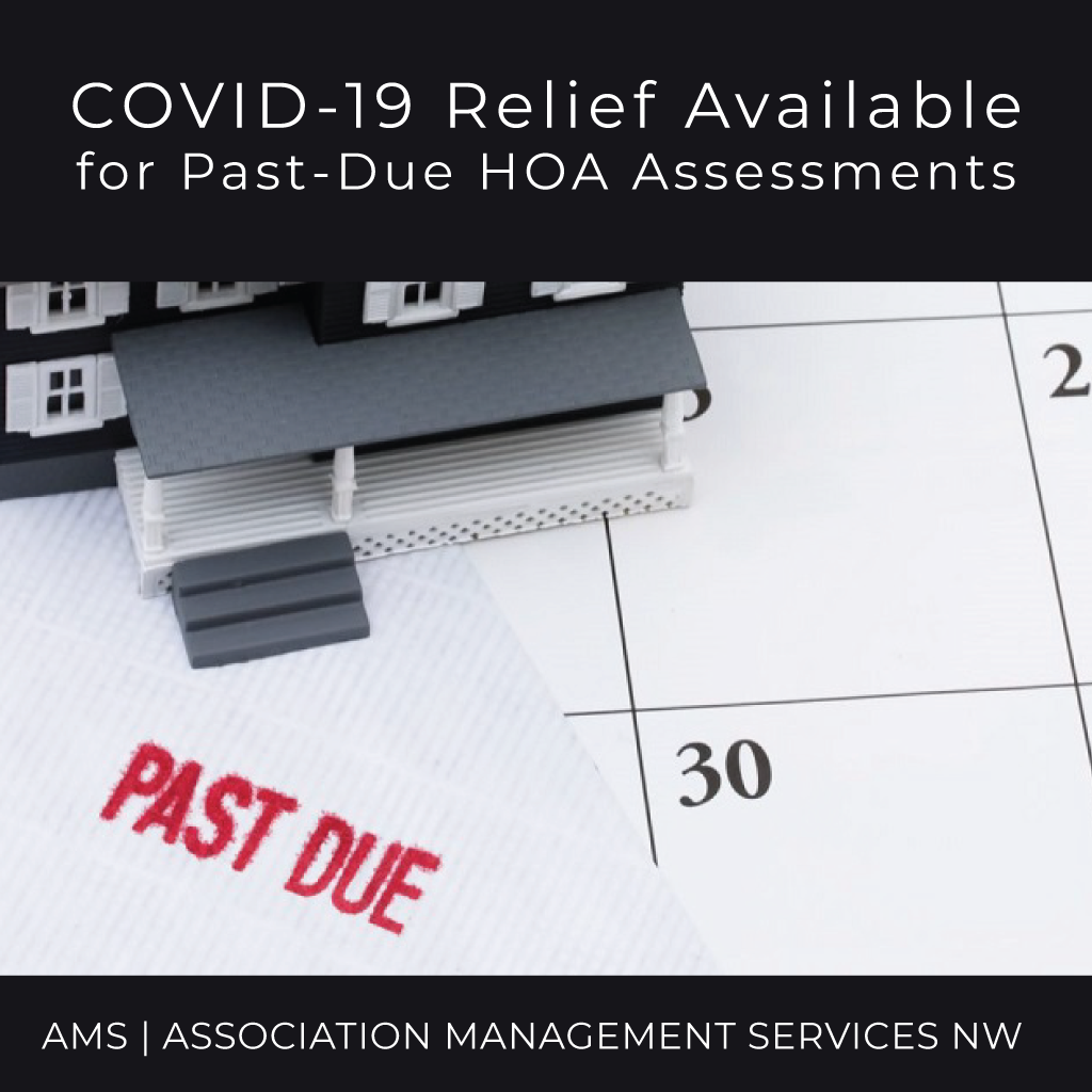 COVID-19 Relief Available for Past-Due HOA Assessments