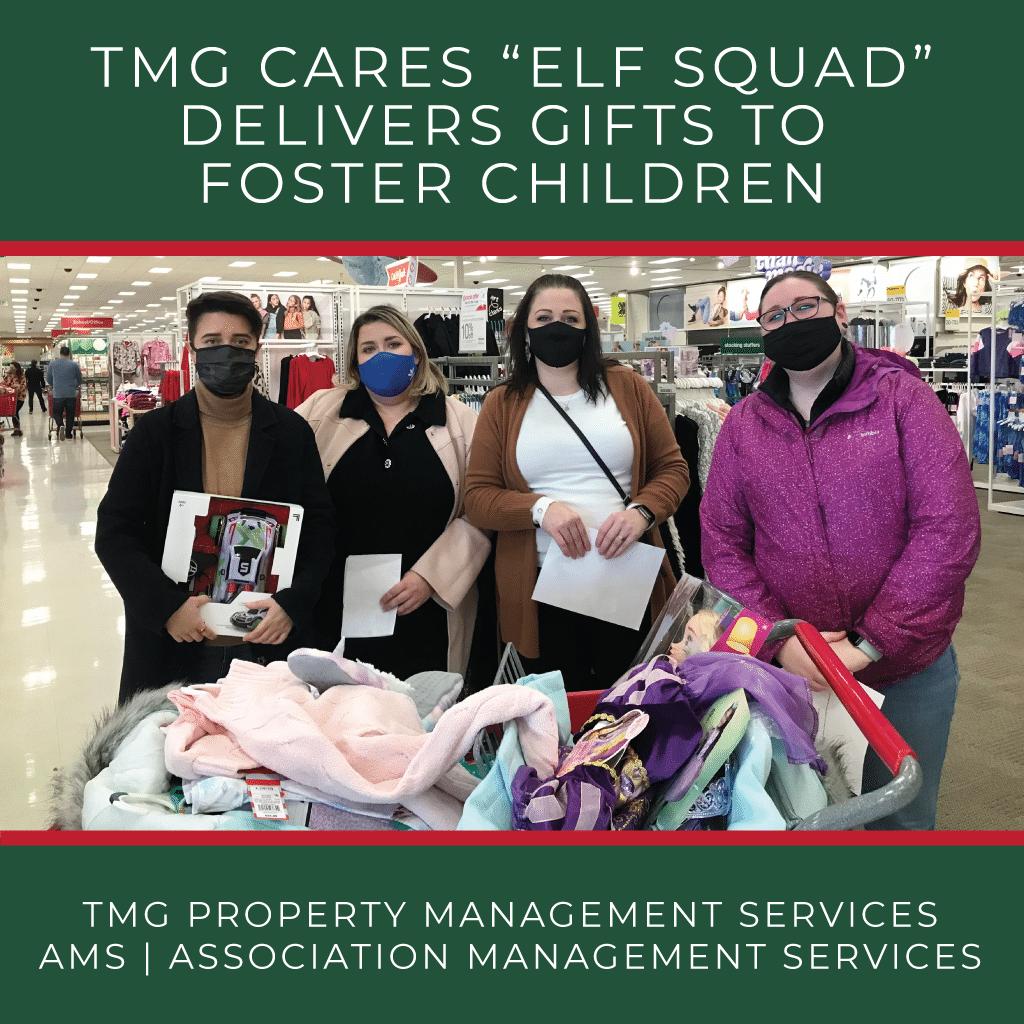 TMG Cares Elf Squad custom crop
