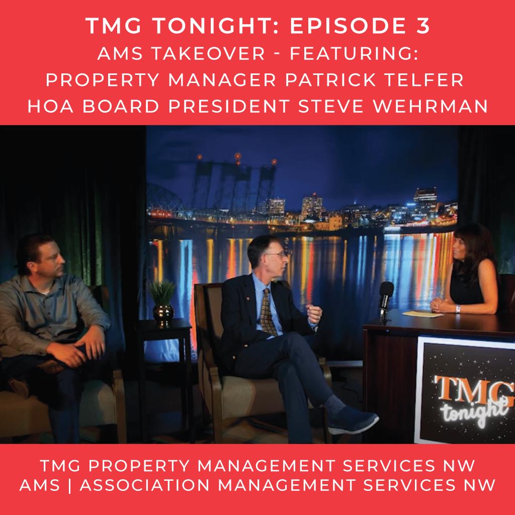 TMG Tonight HOA Management