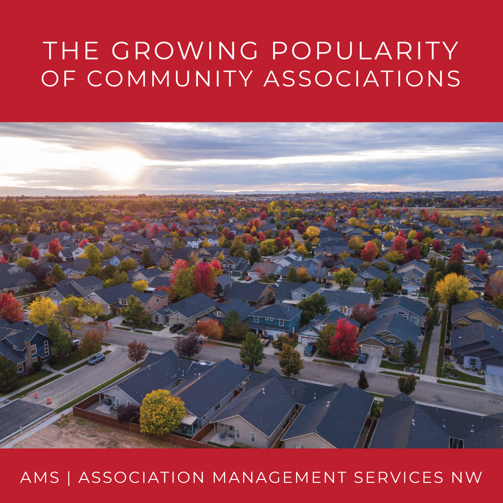 The Growing Popularity of Community Associations